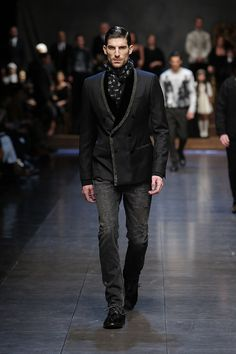 Dolce&Gabbana Winter 2016 Men's Fashion Show