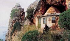 Christian Church, Christian Life, Holy Art, The Holy Mountain, Orthodox Christianity, John The Baptist, Chapelle, Kirchen, Byzantine