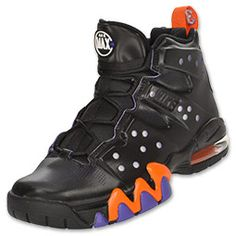 a96b101a25 The Nike Air Max Barkley Men's Basketball Shoes probably remind you of the Air  Max2 CB
