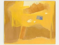Exhibitions - ESTEBAN VICENTE  Early, 1995, Oil on canvas, 42 x 50 inches, 106.7 x 127 cm, A/Y#6523- Ameringer | McEnery | Yohe