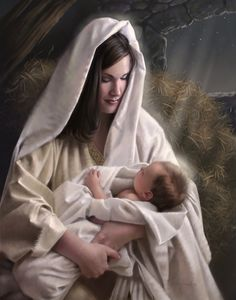 Velocity Fine Art: Holy Night Painting For Sale Christian Images, Christian Art, Religious Paintings, Religious Art, Mother Mary, Mother And Child, Spiritual Pictures, Pictures Of Christ, Lds Art