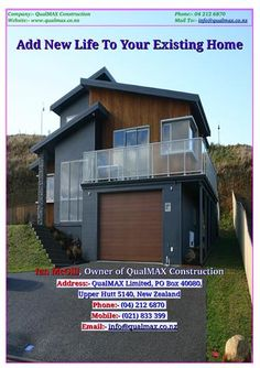 Are you looking for #registered #builders in #NewZealand? Qual MAX #Construction is a registered and 35 years #experienced #builder #Wellington, We are qualified and #certified #builder.