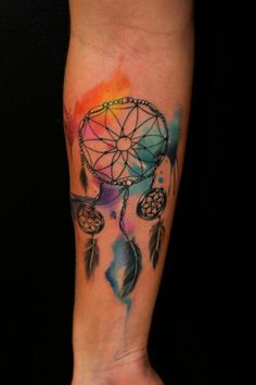 1000 ideas about watercolor dreamcatcher on pinterest for Watercolor dreamcatcher tattoo