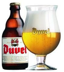 Duvel.. had a couple of these in Belgium.. yum!
