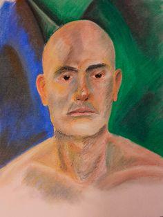 #portrait #pastel #drawing #artwork #contemporaryart #contemporary #art Pastel Drawing, Contemporary Art, Portrait, Drawings, Artwork, Painting, Work Of Art, Headshot Photography, Auguste Rodin Artwork