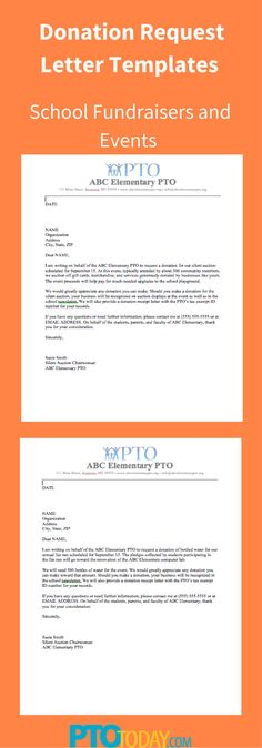 CalendarPNG (702×908) PTA / Pinterest - fund raiser thank you letter sample