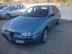Alfa156 - Zagarella Motor Company