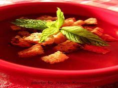 Domates Çorbası   Ayşin Korucu