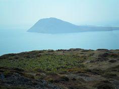 On Top of the World Uwchmynydd, Nr Aberdaron  September 2014 Photograph by S Robertson