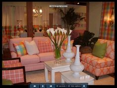 Lilly Pulitzer Home | For the spring-fevered: Lilly Pulitzer Home Collection images; first ...
