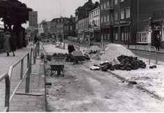 Stationstraat jaren 60