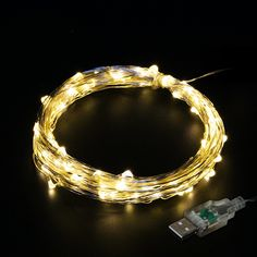 E-foxer LED String Lights Copper Wire Lights,Super Bright waterproof for Seasonal Decorative Christmas Holiday, Wedding, Parties Home Bedroom Party Tree (100 Leds, 33 ft, Warm White) * See this great image  : Wedding Decor