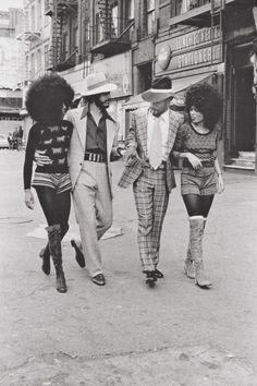 Louis Faurer - Vogue 1973