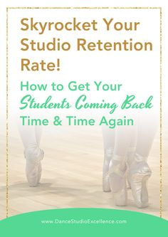 Sky rocket your studio retention rate! Business Advice, Business Planning, How To Use Facebook, New Students, Pinterest For Business, Dance Studio, Dance Moms, Leadership