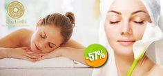 Quetzalli Spa Massage & Skin Center - $279 en lugar de $650 por 1 Masaje Descontracturante de Espalda + 1 Tratamiento Facial Hidratante ó 1 Masaje Holístico de 60 Minutos Click http://cupocity.com/