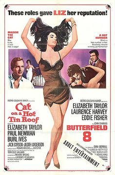 elizabeth taylor original movie posters - Google Search