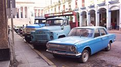 Cuba Cars | Oldtimer of Cuba. GAZ 24 Wolga, GAZ-53, ZIL-130… | Flickr - Photo Sharing!