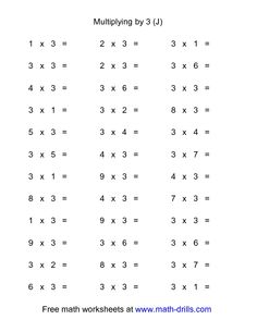 math worksheet : printable multiplication worksheets on times tables 0 25 i  : Multiplication Worksheets 0 3