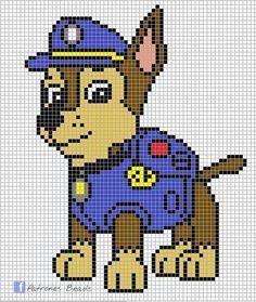 Paw patrol Chase More