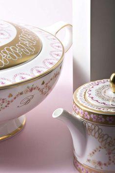 Blumarine Home Collection 2015 - Zuppiera floreale Blumarine Casa