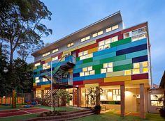 wahroonga preparatory school, australia. Wish my elementary school had looked like this creative space!