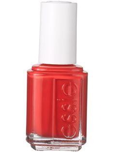 Essie nail polish in Olé Caliente Review: Makeup: allure.com