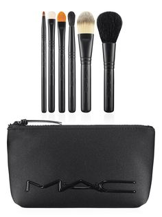 This M·A·C travel brush kit would be the perfect gift for any beauty junkie.