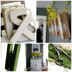 creative DIY crafts