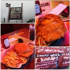 Chicken Fried Chicken sammich!!!