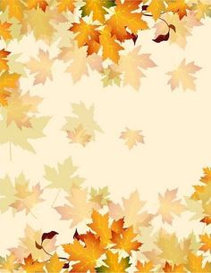 Autumn leaves for stationary background Scrapbook Background, Fall Background, Scrapbook Paper, Scrapbooking, Fall Wallpaper, Wallpaper Backgrounds, Wallpapers, Iphone Wallpaper, Fall Clip Art