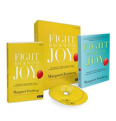 Fight Back With Joy 6-Session DVD Bible Study Kit