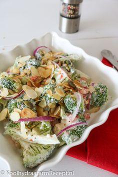 frisse broccoli salade