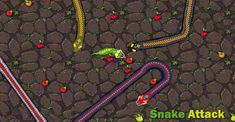 Play online this fun snake game called Play Snake Attack online for free on Brightestgames and evolve your snake by eating in a gigantic anaconda and dominate the arena. Play Snake, Snake Game, Play Online, Online Games, Game Calls, Anaconda, Fun Math, Free, Maths Fun