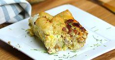 Eat All Your Favorite Breakfast Foods at Once with This Tater Tot Sausage Breakfast Casserole