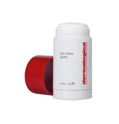 dermalogica pre-shave guard shielding shave prep  A beard-softening shave prep for tough, coarse beards. Cooling formula ads an extra layer of defense during shaving to help soften the beard and minimize razor burn and bumps