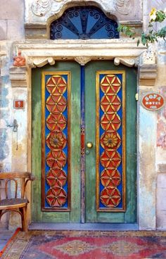 Door in Turkey Stone & Living - Immobilier de prestige - Résidentiel & Investissement // Stone & Living - Prestige estate agency - Residential & Investment www.stoneandliving.com