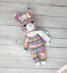 Mesmerizing Crochet an Amigurumi Rabbit Ideas. Lovely Crochet an Amigurumi Rabbit Ideas. Crochet Animal Amigurumi, Crochet Animal Patterns, Amigurumi Patterns, Crochet Dolls, Crochet Animals, Crochet Hood, Crochet Hook Set, Cute Crochet, Crochet Baby