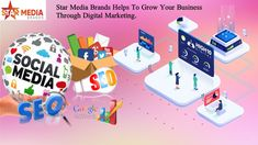Online Marketing Agency, Best Digital Marketing Company, Digital Marketing Services, Recent Technology, Keyword Ranking, Business Goals, Growing Your Business, Brand You, Online Business