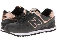 New Balance WL574; $74.95 at onlineshoes.com