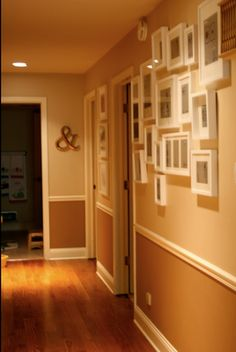1000 Images About Two Tone Walls On Pinterest Two Tone