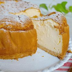 Baked Souffle cheese