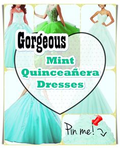 Mint Quinceanera dress- These pro tips from social gatherings party planners will assist you to identify the right Mint Quinceanera dress quickly! Mint Quinceanera Dresses, Sweet Sixteen Dresses, Dream Party, Coming Of Age, Special Day, American Girl, Party Planners, Wedding Day, Princess