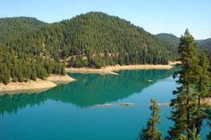 Lake McCloud In Shasta County, California | Google Earth Community Forums   http://googleearthcommunity.proboards.com/thread/1045/lake-mccloud-shasta-county-california