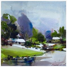 # watercolor / 40x40cm