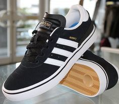 Re-Stock @adidasskateboarding Busenitz Vulc Black White. Link in bio. #adidas #adidasskateboarding #busenitz #skateshoes #skate #skateboard #skateeverydamnday #skatelife #skateshop #onlineskateshop #frenchriviera #roquebrunecapmartin Skateboard, Adidas Busenitz, French Riviera, Skate Shoes, Bio, Adidas Sneakers, Menswear, Black And White, How To Wear
