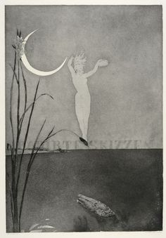 The audacious etchings of Max Klinger finally visible - LeMonde.fr
