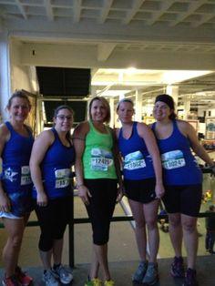 gaul: my first half marathon!