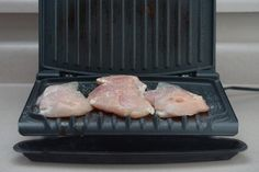 How to Cook Chicken on a George Foreman Grill   eHow