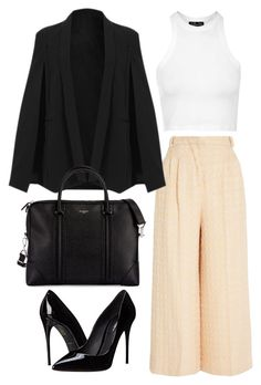 """""""Untitled #16"""" by biancamarie17 on Polyvore featuring Topshop, Emilia Wickstead, Dolce&Gabbana, Givenchy, women's clothing, women, female, woman, misses and juniors"""