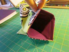 Plum Quilts: Snap Bag Tutorial